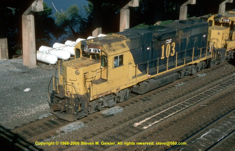 CE`103[GP38-2]`^FSO`East Conway,PA`19950923`{94600085}