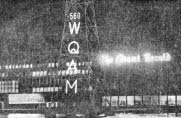 WQAM's Tower From Miami Herald Ad