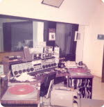 Main Production Room Console, Miami Beach, 1975