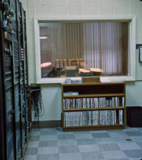 Studio A Tape Cabinet June 10, 1961