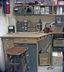 Chief Engineer's Office 1961