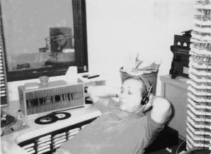 Rick Shaw On Air 1967