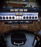 "Home Office Recording Gates ""Executive"" Console 04/07/1965"