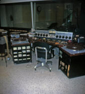 WQAM Main Production Console March 25, 1966