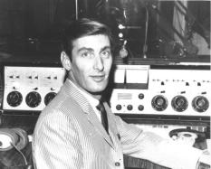 "Jim Dunlap at Gates ""Executive"" Production Board 1966"