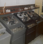 WQAM Main Production Room Equipment 1967