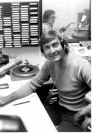 Jim Dunlap in air stdio Aug. 1977