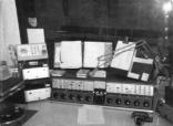 Highly modified Altec console in Air Studio 1967
