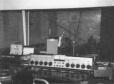 "WQAM Main Production Console, a Gates ""Executive"" 1967"