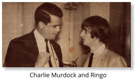 Charlie Murdock and Ringo